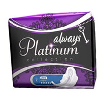 Олвейз Ultra Platinum Collection Night Single 7шт. 1/24