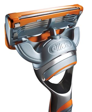 бритва Gillette Fusion Power